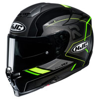 Full Face Helmet Hjc Rpha 70 Coptic Fluo Yellow