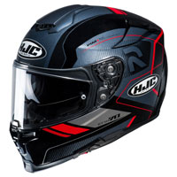 Full Face Helmet Hjc Rpha 70 Coptic Red