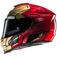 Hjc Rpha 70 Casco Integrale Ironman Homecoming Marvel