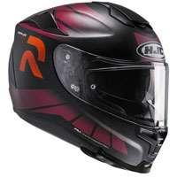 Hjc Rpha 70 Octar Rosso