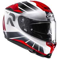 Hjc Rpha 70 Octar White Red