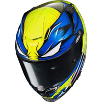 Casco Integrale Hjc Rpha 70 Wolverine X-men - 3
