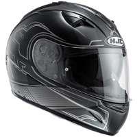 Hjc Tr-1 Nito Mc5sf Helmet Black Gray