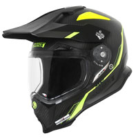 Just-1 J14 Carbon Look Fluo Yellow
