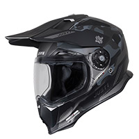 Casco Just-1 J14 F Elite camuflaje titanio