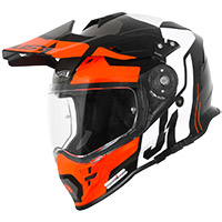 Just-1 J34 Pro Tour Helmet Orange