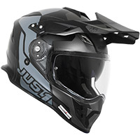 Casco Just-1 J34 Pro Tour Titanio
