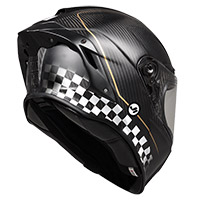 Casco Just-1 J GPR Carbon Race bronce opaco
