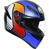 Agv K1 E2205 Power Blue Orange White
