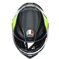 Agv K1 E2205 Power Grigio Verde
