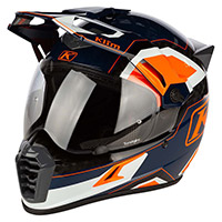 Klim Krios Pro Rally Striking Helmet Orange