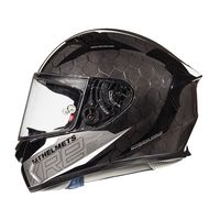 Mt Helmets Kre Snake Carbon 2.0 A0 Blanc