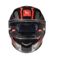 Mt Helmets Kre Snake Carbon 2.0 A5 Red