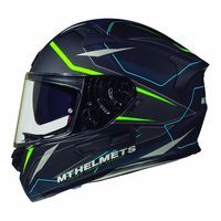 Mt Helmets Kre Sv Intrepid C1 Black Green