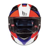 Mt Helmets Kre Lookout G2 Red Purple