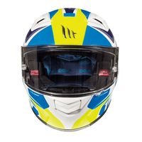 Mt Helmets Kre Lookout G6 White Blue