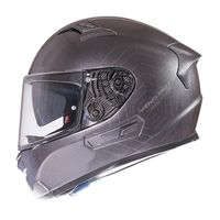 Mt Helmets Kre Sv Solid Grey