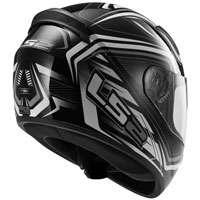 Ls2 Rookie Ff352 Ranger Nero/bianco