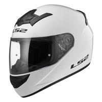 Ls2 Rookie Ff352 Solid Bianco