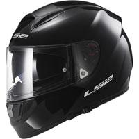 Ls2 Vector Ff397 Solid Nero