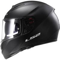 Ls2 Vector Ff397 Solid Matt Black