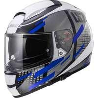 Ls2 Vector Ff397 Titan Bianco/titanio/blu