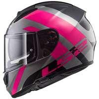 Ls2 Ff397 Vector Trident Titanium Pink