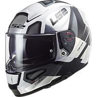Ls2 Ff397 Vector Evo Automat Helmet White Titanium