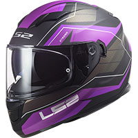 Ls2 Ff320 Stream Evo Mercury Helmet Pink