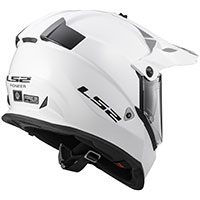 Ls2 Pioneer Mx436 Solid White