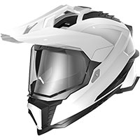 Casco LS2 MX701 Explorer Solid blanco
