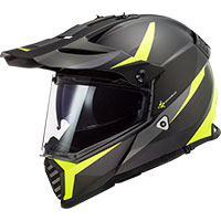 Ls2 Pioneer Evo Mx436 Router Matt Black Hv Yellow