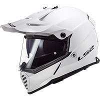 Ls2 Pioneer Evo Mx436 Solid White