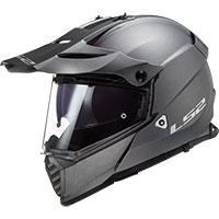 LS2 Pioneer Evo MX436 Solid titanio