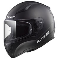 Ls2 Rapid Mini Ff353j Solid Matt Black Kid