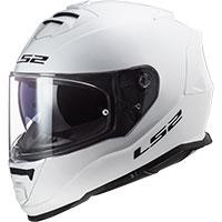 Ls2 Storm Ff800 Solid Bianco