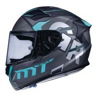 Mt Helmets Kre Snake Carbon Gabri 2018 A8 Noir Opaque