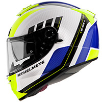 Casco Mt Helmets Blade 2 Sv Plus A3 Giallo Fluo