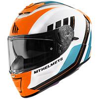 Casco Mt Helmets Blade 2 Sv Plus A4 Arancio Fluo