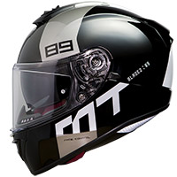 Casco Mt Helmets Blade 2 Sv 89 B2 Grigio