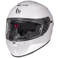 Mt Helmets Blade 2 Sv Solid A0 Bianco