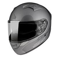 Mt Helmets Kre Sv Solid Titanio