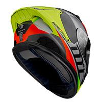 Mt Helmets Kre Plus Carbon Projectile D2 Grigio