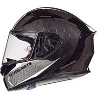 Mt Helmets Kre Snake Carbon 2.0 A0 Bianco