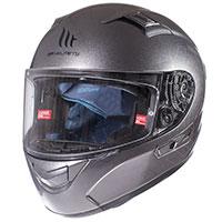 Mt Helmets Kre Sv Solid Grigio