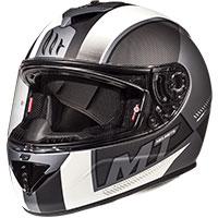 Mt Helmets Rapide Overtake B6 Bianco Opaco