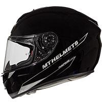 Mt Helmets Rapide Solid A1 Nero