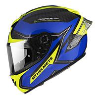 Casco Mt Helmets Rapide Pro Master A7 Blu