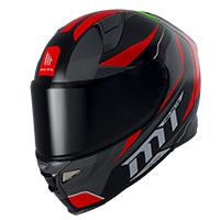 Mt Helmets Revenge 2 Foundation C1 Nero Opaco