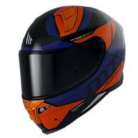 Casco Mt Helmets Revenge 2 Scalpel A4 Arancio